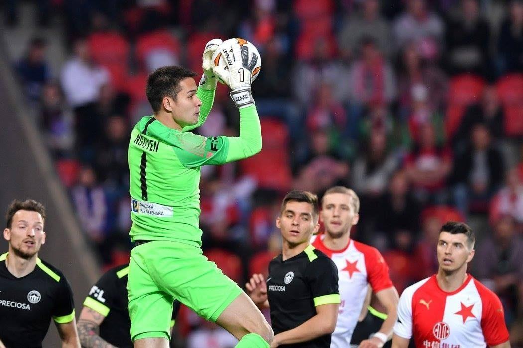 Banik Ostrava 0-1 Slovan Liberec: Filip Nguyễn tỏa sáng