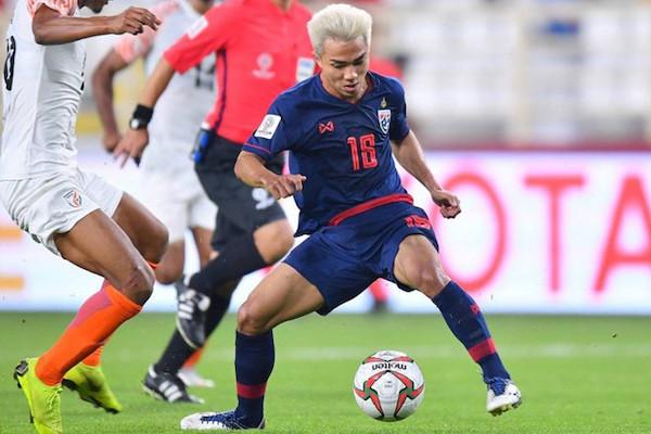 Messi Thái Chanathip có nguy cơ bỏ lỡ King's Cup 2019