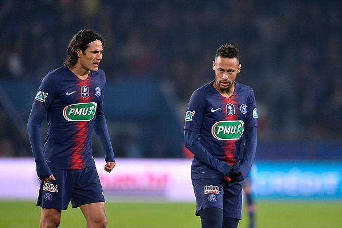 Neymar, Cavani nằm trong danh sách thanh lý của PSG