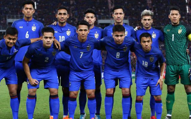 Đội hình Thái Lan đá với Việt Nam ở King's Cup 2019: Chanathip vẫn góp mặt