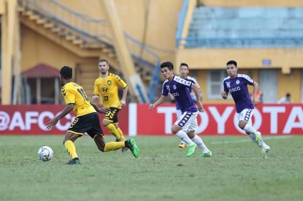VFF thưởng nóng cho Hà Nội và B. Bình Dương sau thành tích ở AFC Cup