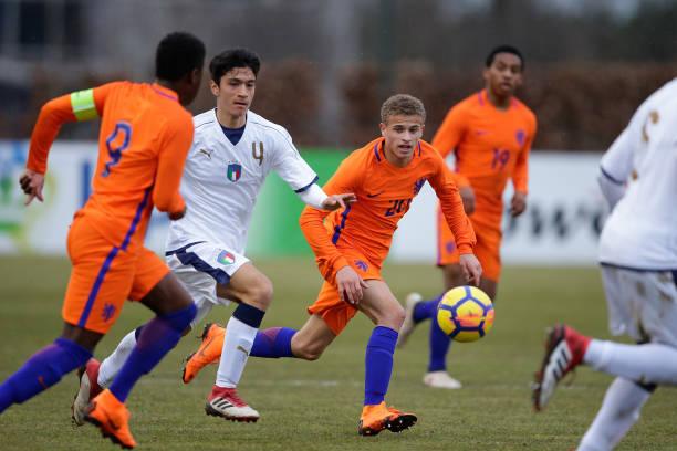 Chung kết U17 châu Âu 2019: U17 Hà Lan vs U17 Italia