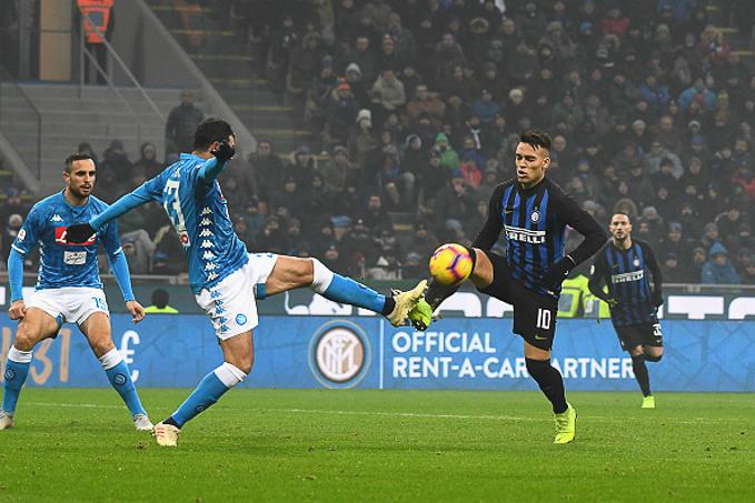 Xem trực tiếp Napoli vs Inter Milan (1h30 20/5) trên kênh nào?