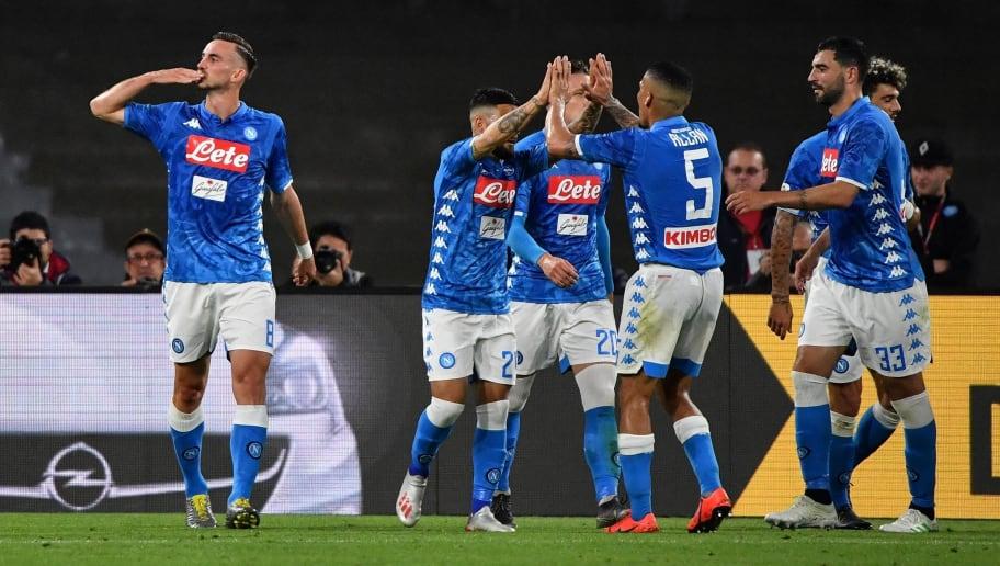 Kết quả bóng đá hôm nay 20/5: Napoli 4-1 Inter Milan