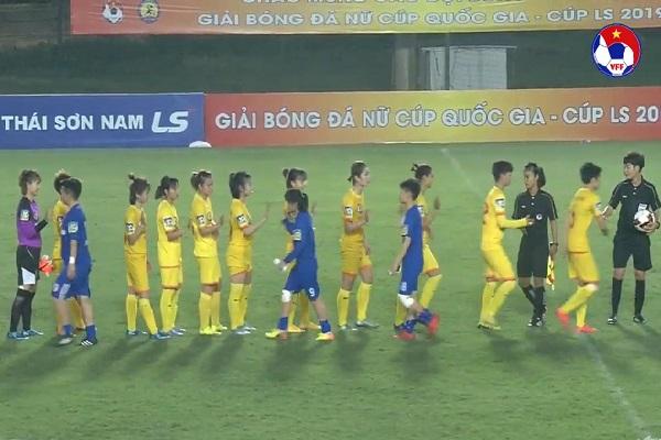 Kết quả Nữ PP Hà Nam 5-0 Nữ Thái Nguyên: Chiến thắng dễ dàng cho nhà ĐKVĐ