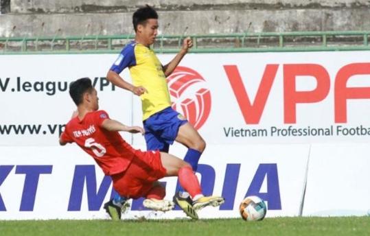 Kết quả An Giang 0-2 Hồng Lĩnh Hà Tĩnh: HLHT thắng trận thứ 3 liên tiếp
