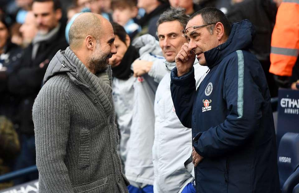 HLV Juventus mùa tới là ai: Pep hay Sarri?