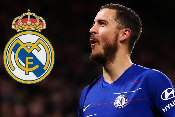 Chelsea và Real Madrid đạt được thỏa thuận về Eden Hazard