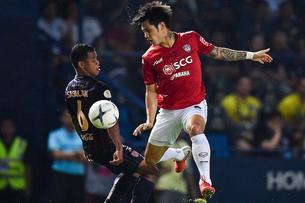 Trực tiếp Muang Thong United vs Sukhothai, 17h45 ngày 29/5