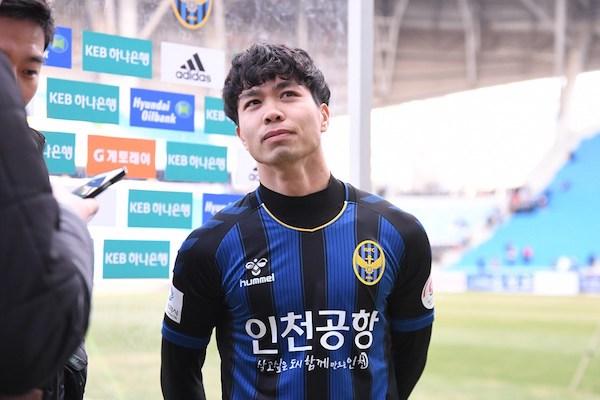 Hé lộ bến đỗ tiếp theo của Công Phượng sau khi chia tay Incheon United