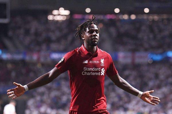 Divock Origi trở thành thần may mắn của Liverpool tại Champions League