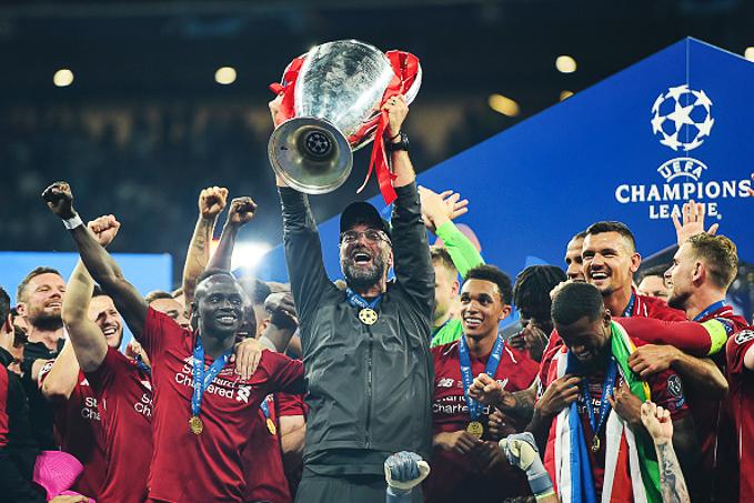 Jurgen Klopp nói gì sau chức vô địch Champions League đầu tiên