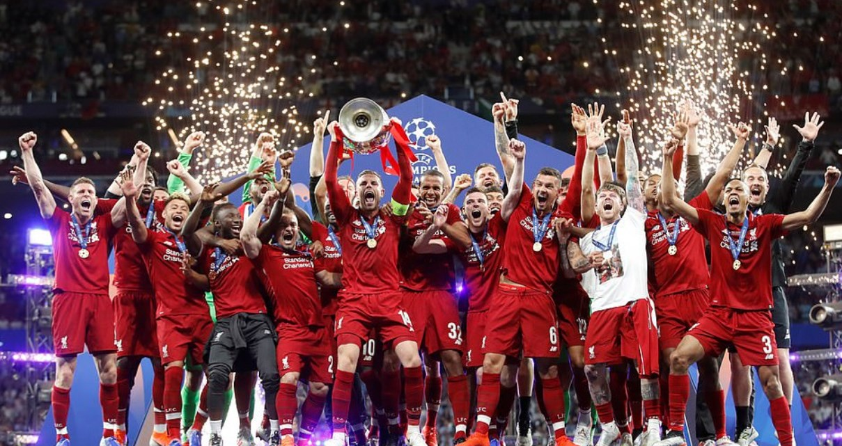 Đả bại Tottenham, Liverpool vô địch C1 2019