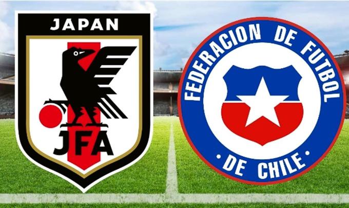 Trực tiếp U22 Nhật Bản vs U22 Chile, 21h05 ngày 4/6