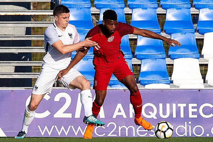 Trực tiếp U20 Pháp vs U20 Mỹ, 22h30 ngày 4/6