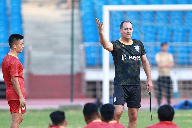 HLV Ấn Độ coi thường sức mạnh của ĐT Việt Nam tại King's Cup 2019