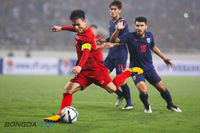 Lịch phát sóng King's Cup 2019: Việt Nam vs Thái Lan