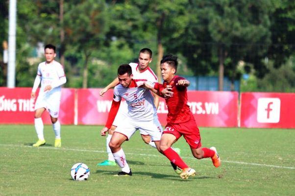 Hòa nhạt Viettel, U23 Việt Nam nhận hung tin về lực lượng