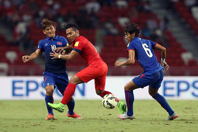 Trực tiếp Campuchia vs Pakistan, 18h30 ngày 6/6