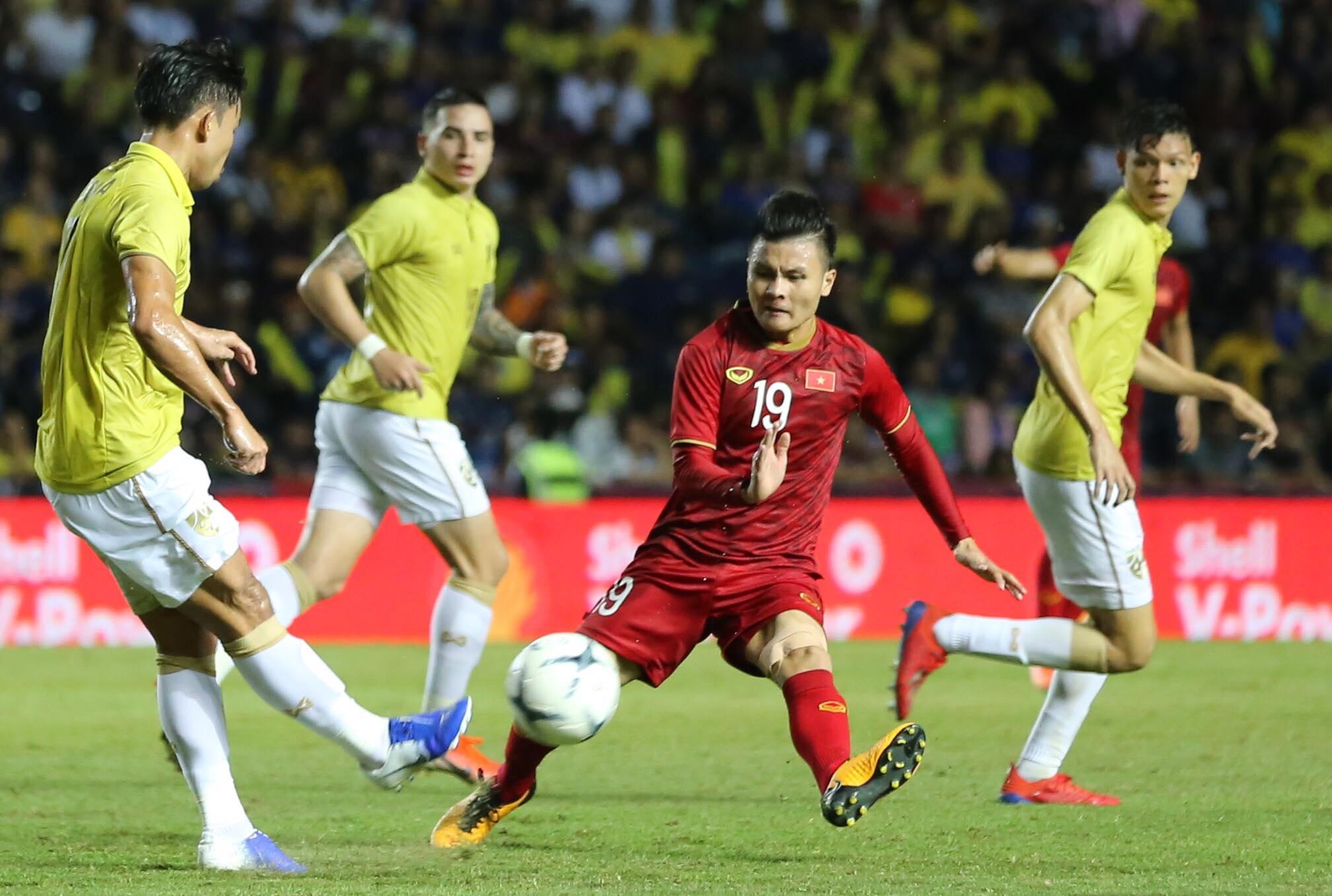 Báo Thái Lan nói gì sau trận thua Việt Nam ở King's Cup 2019?