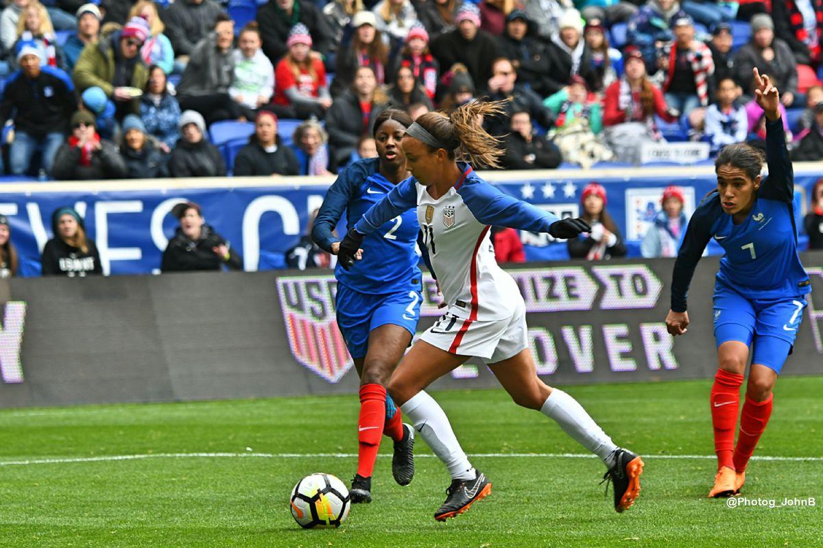 Cúp bóng đá nữ toàn cầu 2019 tổ chức ở đâu, khi nào?