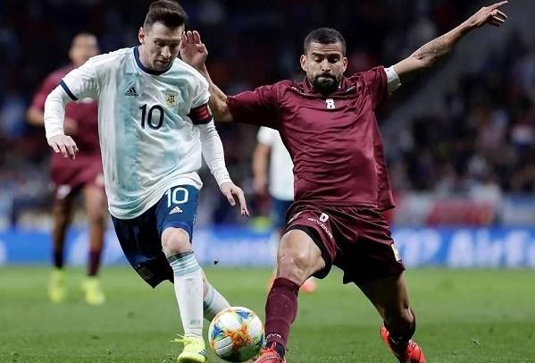 Messi tỏa sáng, Argentina đại thắng Nicaragua trước thềm Copa America 2019
