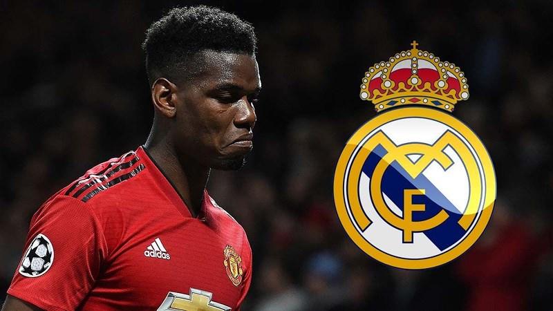 Tin chuyển nhượng hôm nay 8/6: Real chi 110 triệu bảng mua Pogba