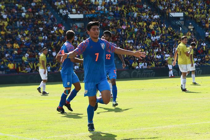 Thái Lan 0-1 Ấn Độ: Chủ nhà không có nổi vị trí thứ 3