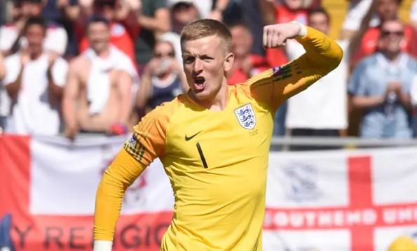 Kết quả Anh 0-0 (6-5 pen) Thụy Sĩ: Người hùng Pickford