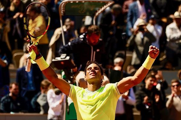 Nadal vô địch Roland Garros 2019