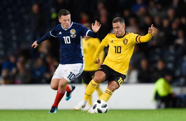Tỷ lệ bóng đá hôm nay 11/6: Bỉ vs Scotland