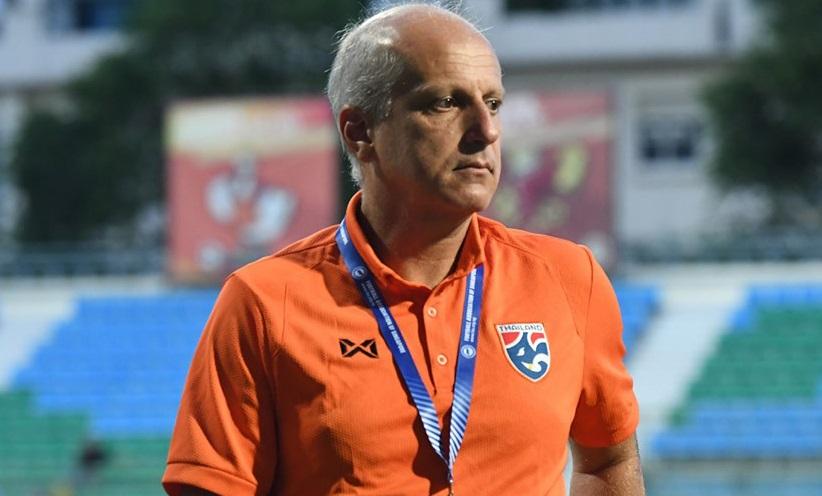 Bóng đá Thái Lan bất ngờ chia tay HLV Alexandre Gama