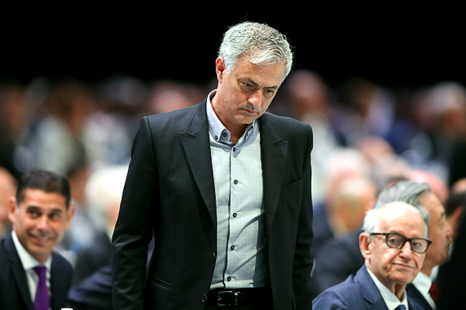 Jose Mourinho chuẩn bị tái xuất ở Ngoại hạng Anh