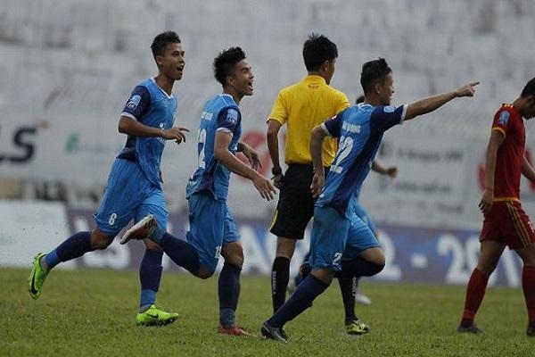 Kết quả Huế 0-4 Phố Hiến: Martin Lo chơi ấn tượng, đội bóng xứ Bắc thắng dễ