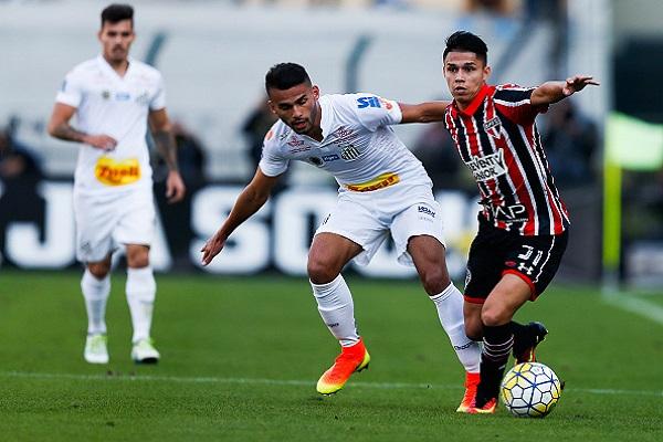 Trực tiếp Santos vs Corinthians, 7h30 ngày 13/6