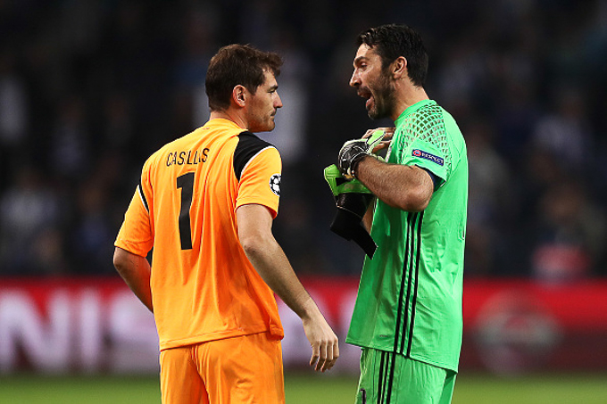 Chuyển nhượng 13/6: Buffon về Porto thay Casillas, Lukaku không muốn đến Inter Milan