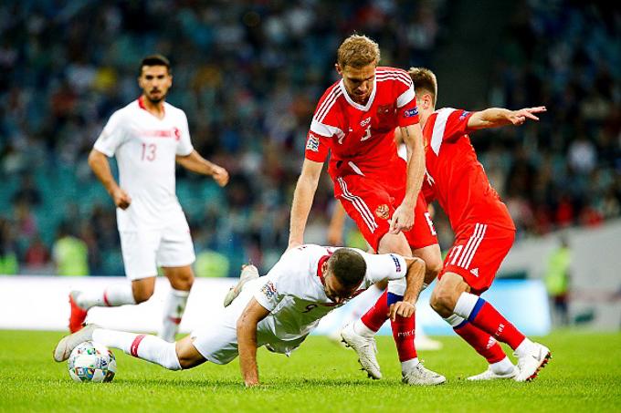 Trực tiếp U18 Nga 2 vs U18 Thổ Nhĩ Kỳ, 16h ngày 14/6