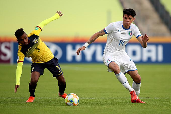 Kết quả bóng đá hôm nay 15/6: U20 Italia 0-1 U20 Ecuador