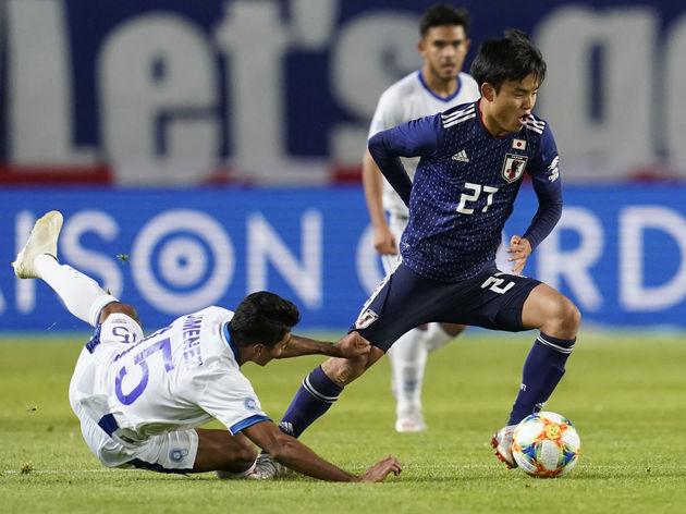 Video Takefusa Kubo: Messi Nhật Bản vừa gia nhập Real Madrid