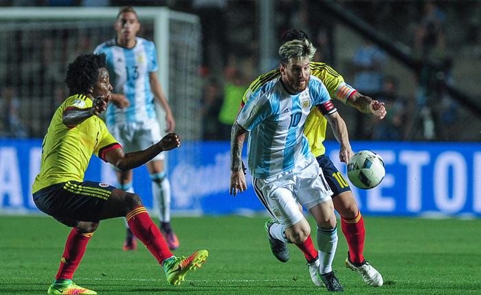 Nhận định bóng đá hôm nay 15/6: Argentina vs Colombia