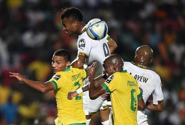 Trực tiếp Ghana vs Nam Phi, 20h30 ngày 15/6