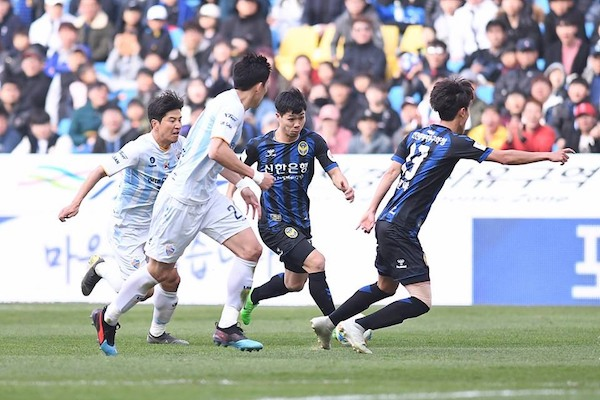 Trực tiếp Incheon United vs Jeonbuk Motors, 17h ngày 15/6