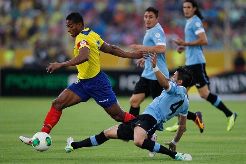 Tỷ lệ bóng đá hôm nay 16/6: Uruguay vs Ecuador
