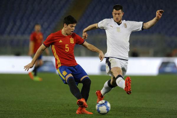 Trực tiếp U21 Italia vs U21 Tây Ban Nha, 2h ngày 17/6