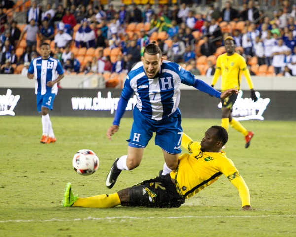 Tỷ lệ bóng đá hôm nay 17/6: Jamaica vs Honduras