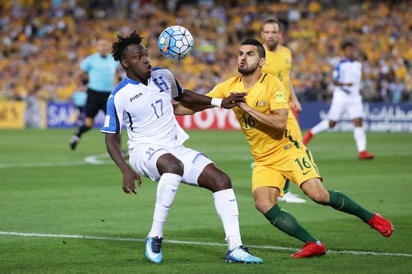 Jamaica 3-2 Honduras: Chiến thắng nhọc nhằn