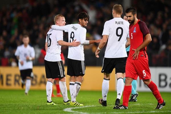 Nhận định U21 Đức vs U21 Đan Mạch 2h ngày 18/06 (U21 Châu Âu)