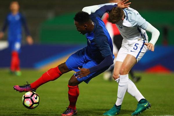 Trực tiếp U21 Anh vs U21 Pháp, 2h ngày 19/6