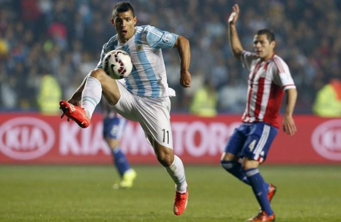 Nhận định bóng đá hôm nay 19/6: Argentina vs Paraguay
