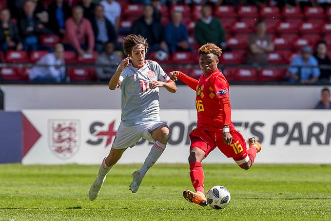 Nhận định U21 Tây Ban Nha vs U21 Bỉ, 23h30 ngày 19/6